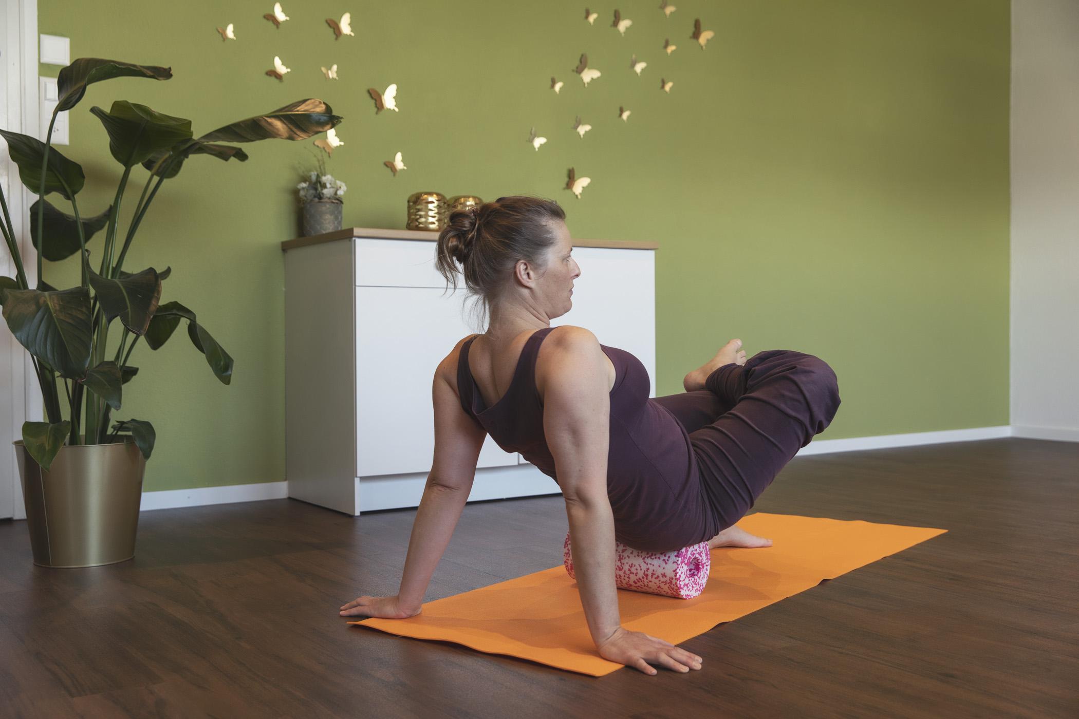 Schwangerschafts-Yoga jeweils Montags 17.30 Uhr